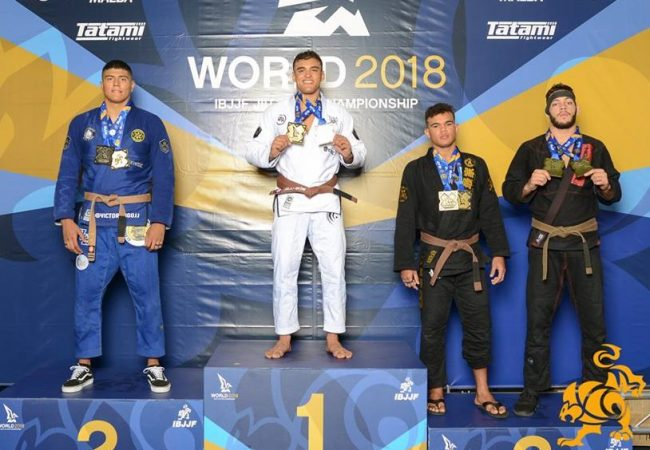 Mundial de Jiu-Jitsu 2018: aonde o rei absoluto marrom Kaynan Duarte pode chegar? André Galvão analisa