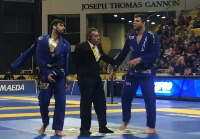 Inside absolute king Leandro Lo's shoulder injury