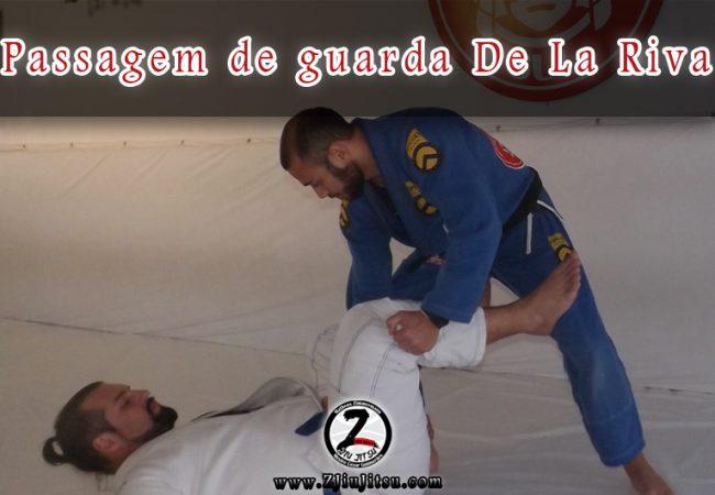 Jiu-Jitsu: Uma passagem eficiente da guarda De La Riva com Matheus Zimmermann