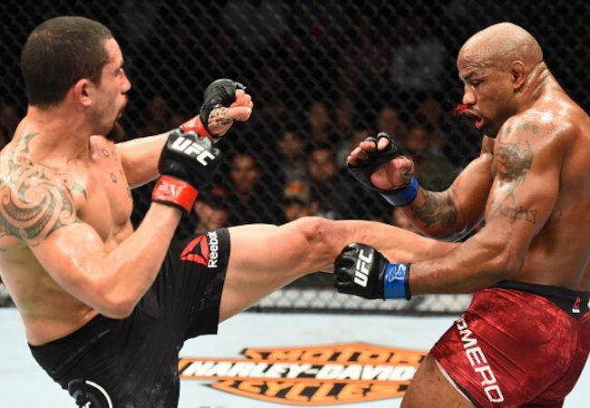 Vídeos: Reveja, em câmera lenta, os melhores lances do UFC 225 em Chicago