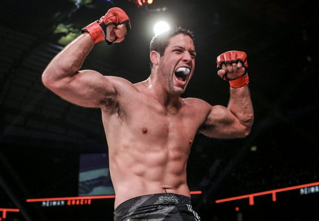 Bellator confirms 10 fighters in welterweight GP, Neiman included