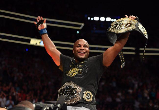 Seria Daniel Cormier o maior lutador de MMA da atualidade?