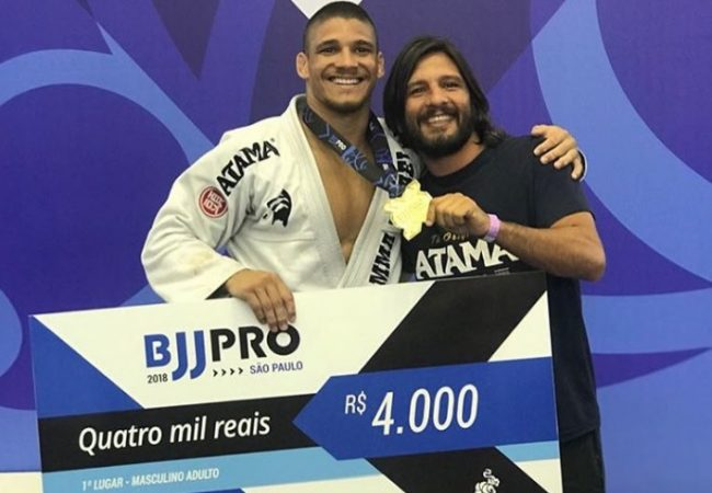 SP BJJ Pro: Tigrão, Andrew, Hugo Marques, José Tiago and more winners