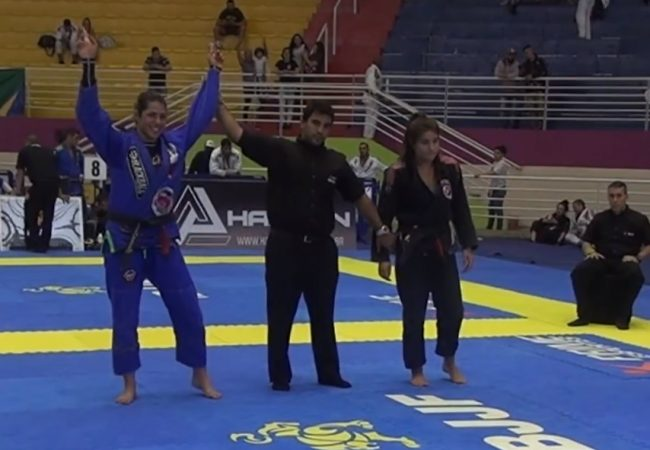 The 18-second fight for absolute gold at the São Paulo BJJ Pro