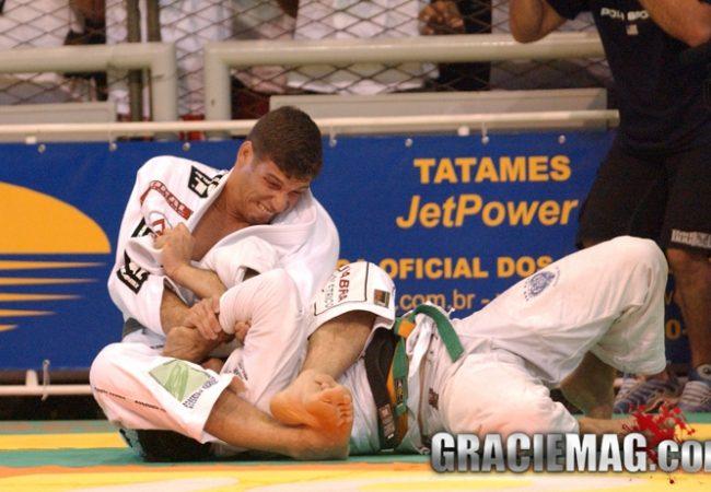 Jiu-Jitsu: A vitória de Pé de Pano sobre Roger Gracie no absoluto do Mundial de 2003