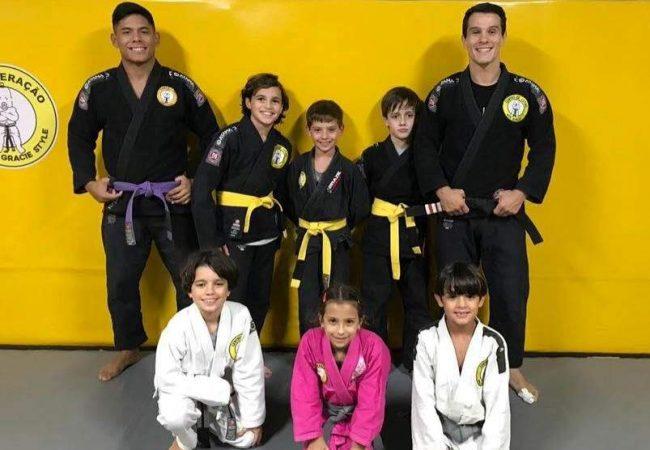 8 erros que um professor jamais pode cometer no ensino do Jiu-Jitsu para crianças