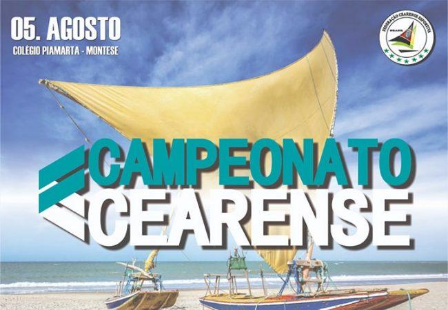 Inscrições para o Campeonato Cearense terminam nesta quarta-feira