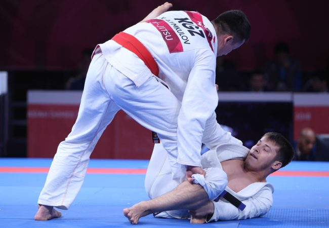 BJJ at the 2018 Asian Games: day 3 results
