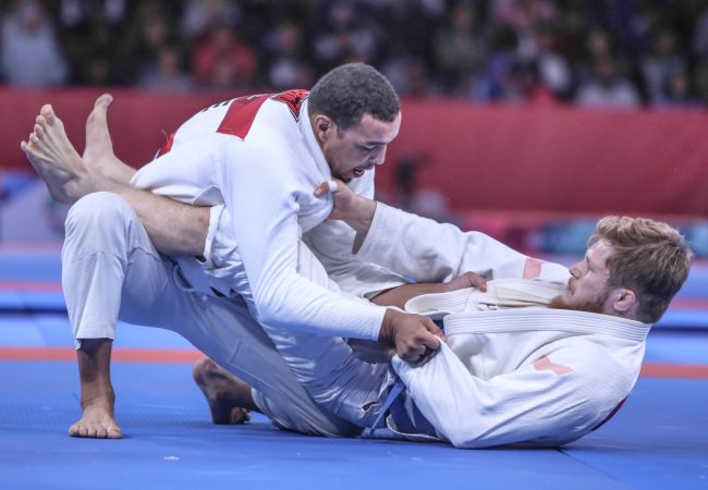 BJJ at the 2018 Asian Games: day 2 results