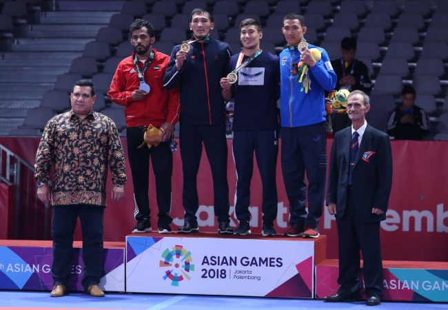 2018 Asian Games: First-ever champions crowned in BJJ debut