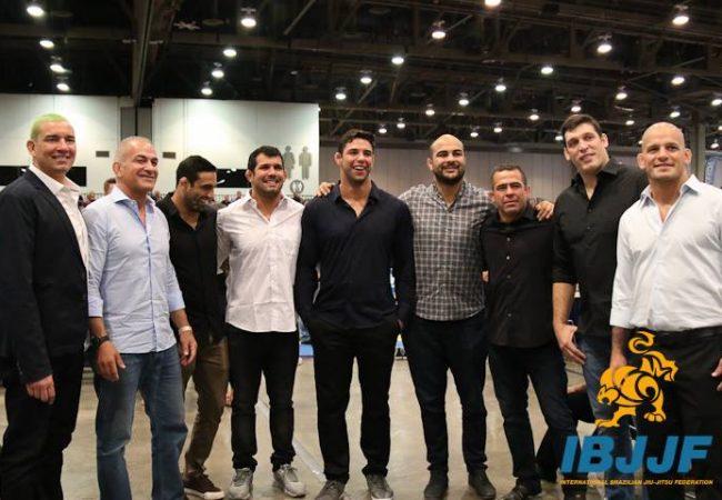 IBJJF homenageia campeões absolutos de Jiu-Jitsu na faixa-preta