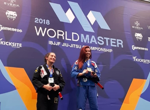 Rafael Formiga, Cláudia do Val win double gold at World Master Championship