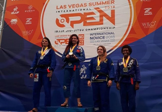 Las Vegas Open: Do Val wins 4 golds; Kaynan and Hinger close out heavy and absolute divisions