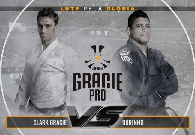 Gilbert Durinho to face Clark Gracie in Gracie Pro 2018 gi superfight