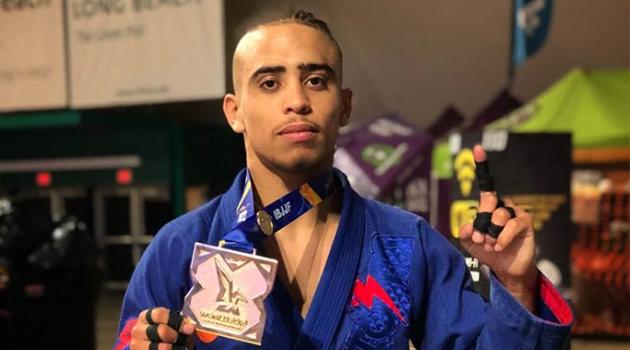 Jiu-Jitsu: Kennedy Maciel e a transição para o armlock no Las Vegas Open