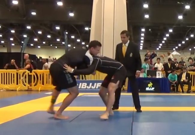 Arnaldo Maidana's quick guillotine at the Las Vegas No-Gi Open