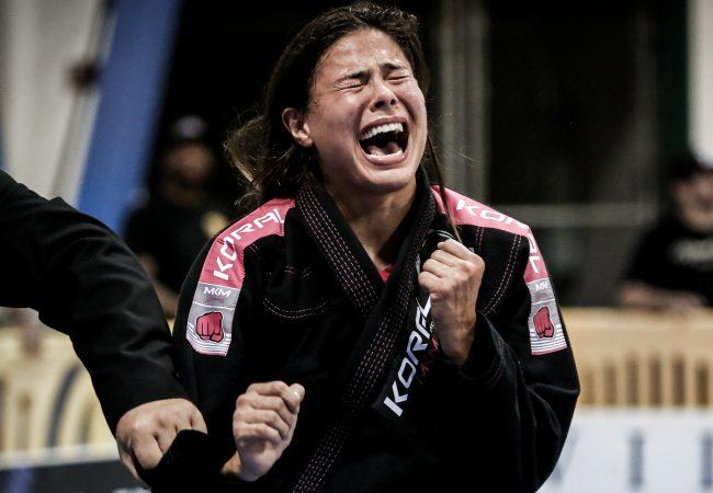 A dieta da campeã mundial Monique Elias para render melhor nos treinos de Jiu-Jitsu