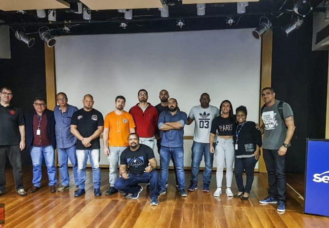 """""""Jiu-Jitsu social"""" quer ganhar comunidades no Rio com projeto sólido do Sesc de apoio a professores"""