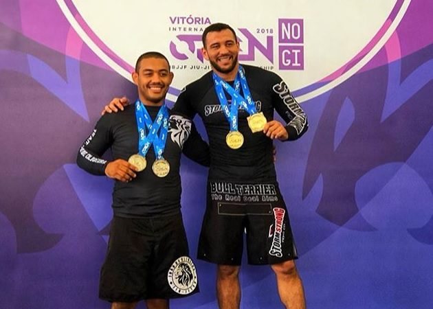 BJJ: Renato Cardoso's winning foot locks at the Vitória Open