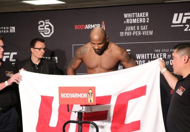 Corte de peso, cancelamentos e saúde dos lutadores — um tema em debate no UFC