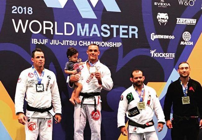 Mundial de Jiu-Jitsu Master: Os resultados completos da faixa-preta