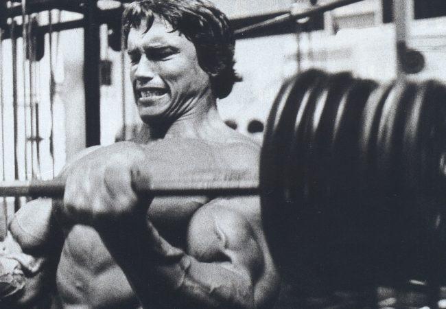 Arnold Schwarzenegger e a dica de ouro para você voltar a treinar