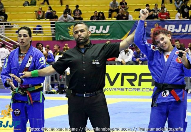 SP Open de Jiu-Jitsu: Cláudia do Val, dupla da Alliance e GMI brilham no absoluto