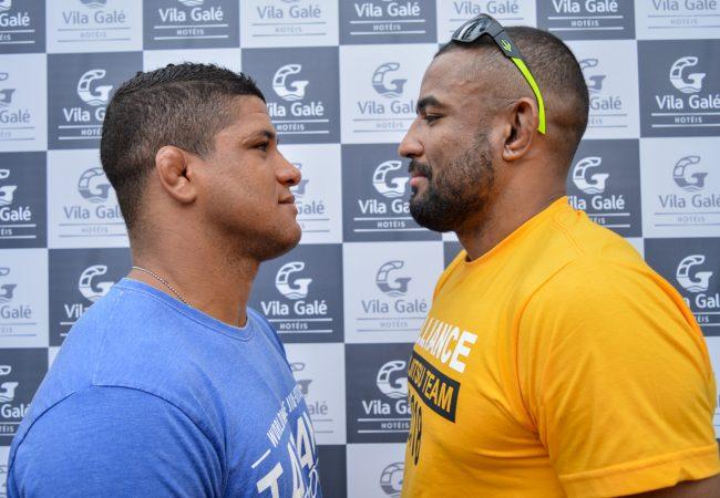 Serginho Moraes e Gilbert Durinho falam da superluta no Gracie Pro e UFC