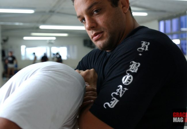 Ryan Gracie exclusive: Learn his favorite attack in jiu-jitsu
