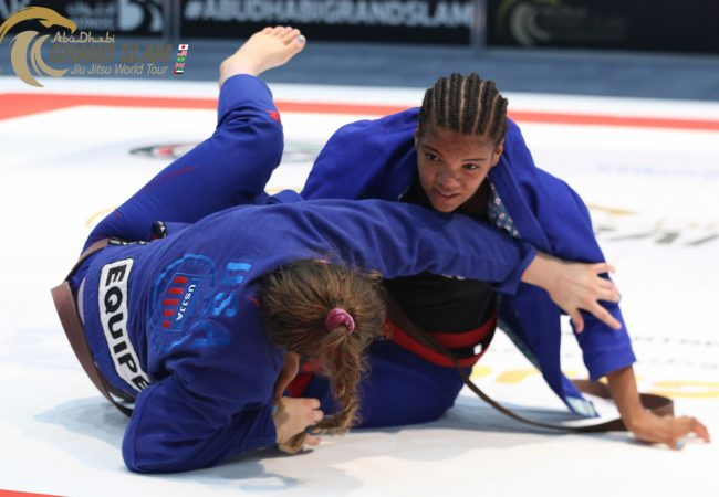 Here are the results from Saturday's Abu Dhabi Grand Slam L.A.