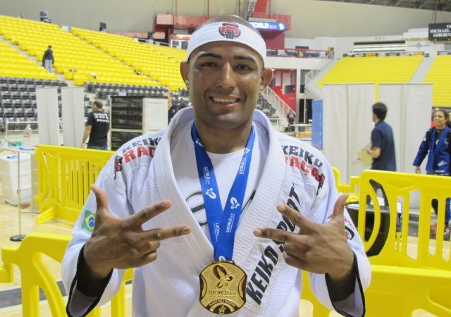 With Clark Gracie sidelined, Sergio Moraes will face Durinho at Gracie Pro 2018