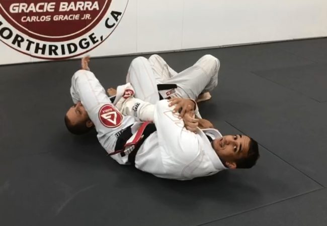 BJJ: Romulo Barral teaches two armbars from the De la Riva