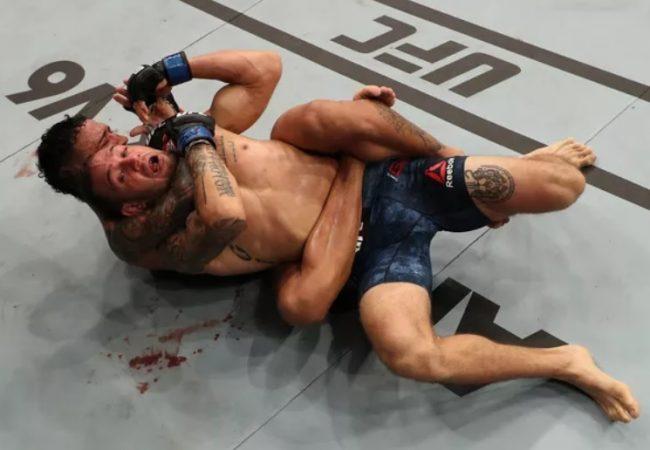 UFC São Paulo: Do Bronx usa o Jiu-Jitsu e bate recorde; Marreta vence luta principal