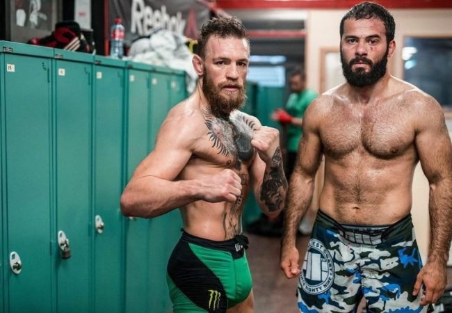 UFC 229: Conor McGregor sought another Alliance black-belt to prepare for Khabib Nurmagomedov