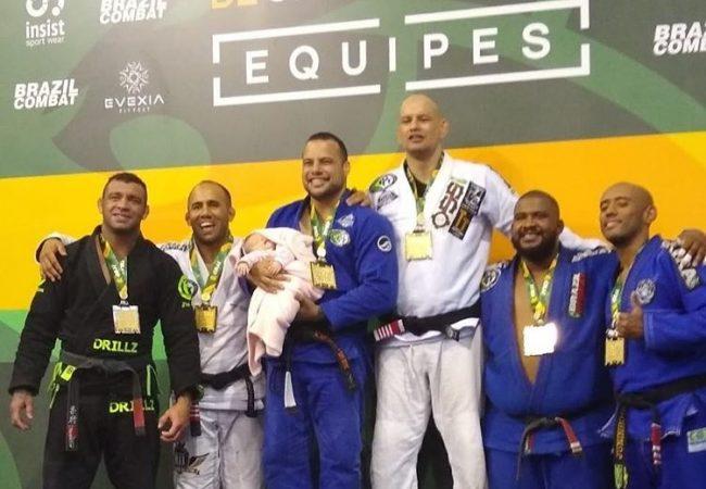 Brasileiro de Equipes 2018: GFTeam e Soul Fighters brilham no adulto e master