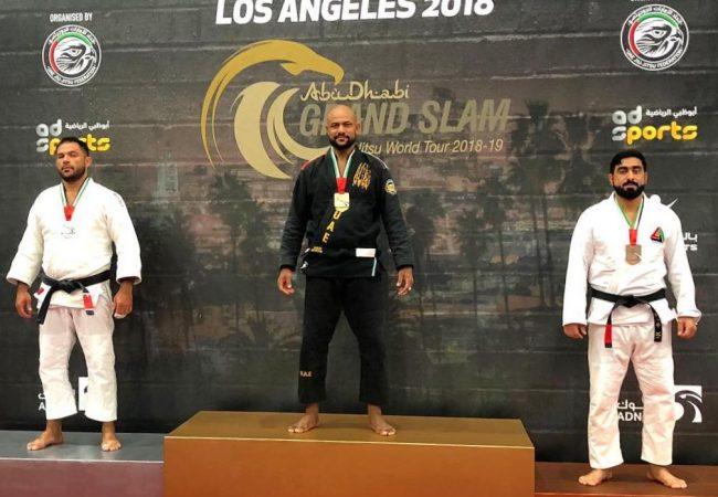 Igor Silva vence no Grand Slam de Jiu-Jitsu em Los Angeles e lidera ranking da UAEJJF