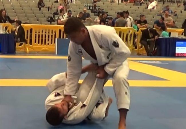 Vídeo: Kaynan Duarte e seu amassa-pão vencedor no Las Vegas Open de Jiu-Jitsu