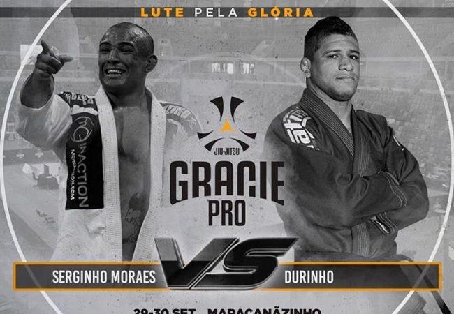 Sergio Moraes analisa duelo de campeões mundiais de Jiu-Jitsu com Gilbert Durinho no Gracie Pro