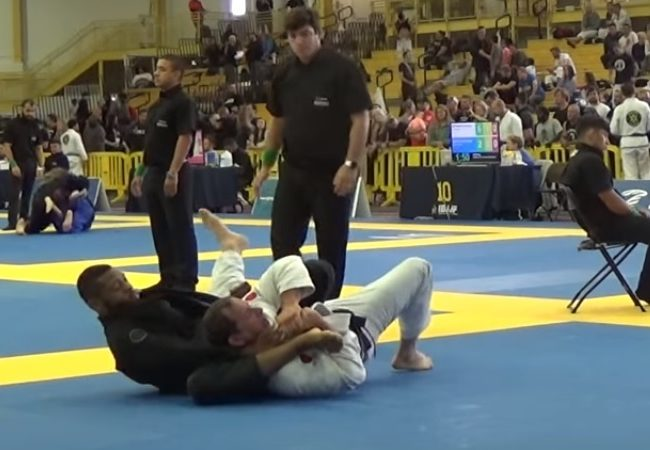 BJJ: Tim Spriggs's swift bow-and-arrow at the Washington Open