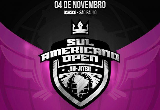 Osasco recebe Sul-Americano Open de Jiu-Jitsu da SAF; saiba como se inscrever