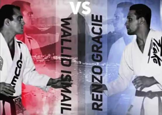 Exclusivo: Renzo Gracie e Wallid Ismail confirmam luta de MMA para 2019