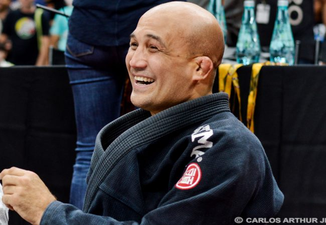 Graciemag catches up with BJ Penn after 15 years