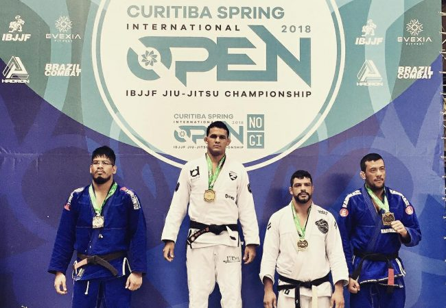 Fellipe Andrew's winning foot lock at the Curitiba Spring Open