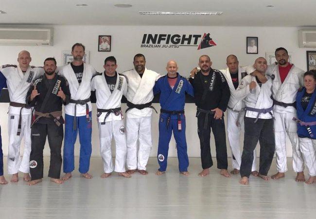 Campeão paralímpico treina Jiu-Jitsu para brilhar no Mundial de Judô