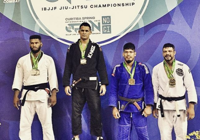 Curitiba Spring Open: Fellipe Andrew shines with quadruple gold