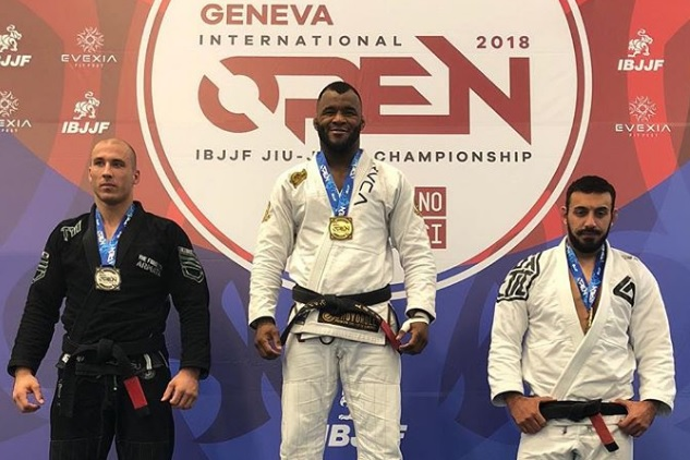 Claudia do Val and Jackson Sousa shine at the Geneva Open