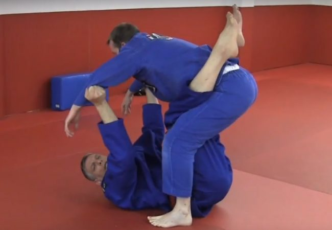 Macarrão sweep: the 6-point move that traveled through time to rock Gracie Pro '18