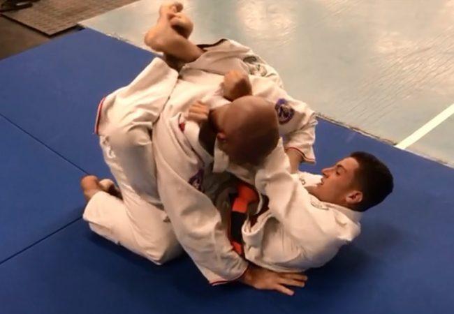 Jiu-Jitsu em família: O treino de Daniel Nova com seu filho na Flórida