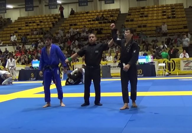 Video: Paulo Miyao returns to the IBJJF circuit after 2 years, in style