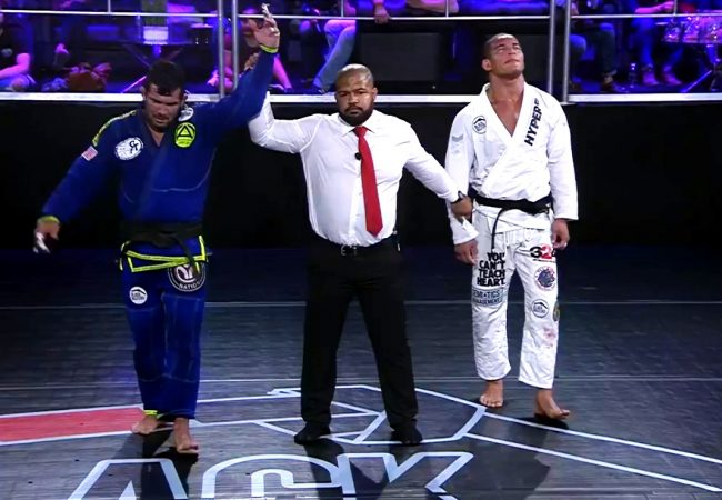 Video: Rodolfo Vieira beats Mahamed Aly in the gi for $30k